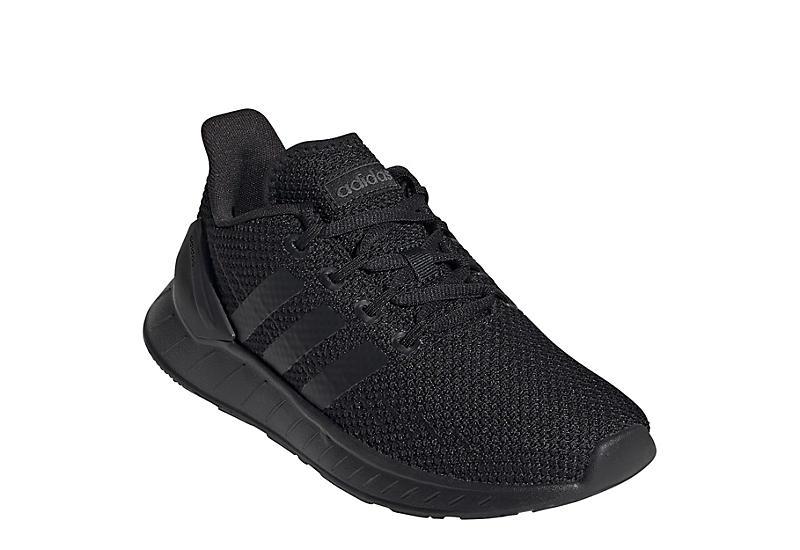 BLACK ADIDAS Boys Questar Flow Nxt Sneaker