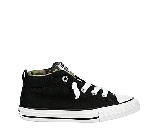 Boys Chuck Taylor All Star Street Camo Sneaker