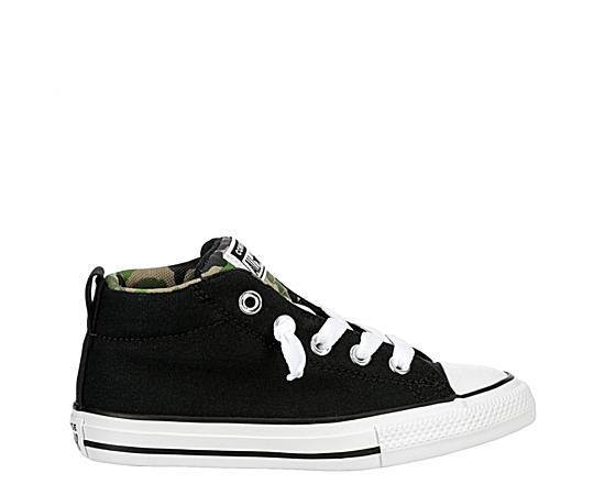 Boys Chuck Taylor All Star Street Camo Sneaker