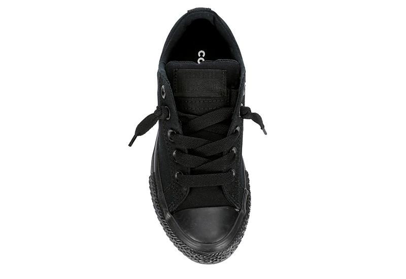 CONVERSE Boys Chuck Taylor All Star Street Slip - BLACK