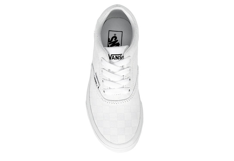 VANS Boys Doheny - WHITE