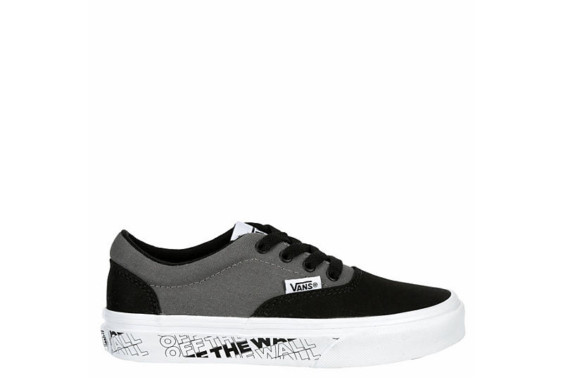 VANS Boys Doheny - BLACK