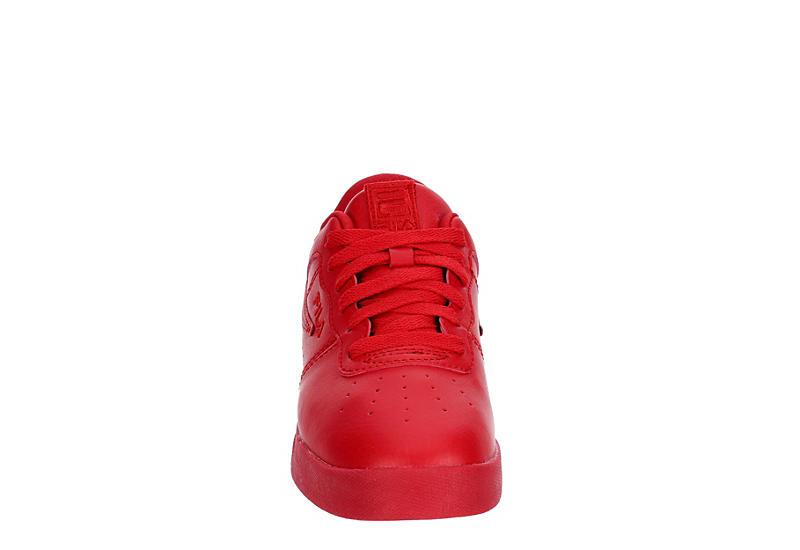 FILA Boys Vulc 13 Low - RED