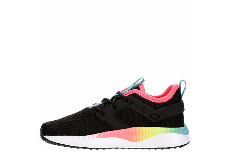 PUMA Girls Pacer Next Exce - BLACK
