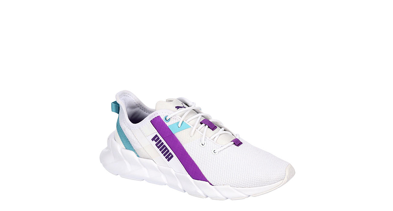PUMA Girls Weave Xt Jr - WHITE