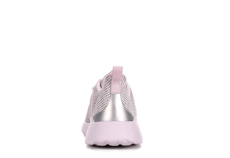 ADIDAS Girls Questar Flow Sneaker - PURPLE