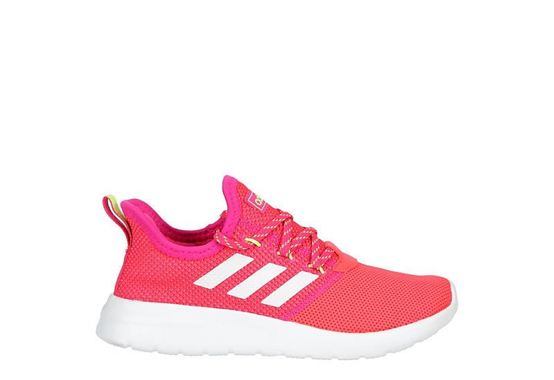 Adidas Girls Lite Racer Rbn Sneaker - Pink