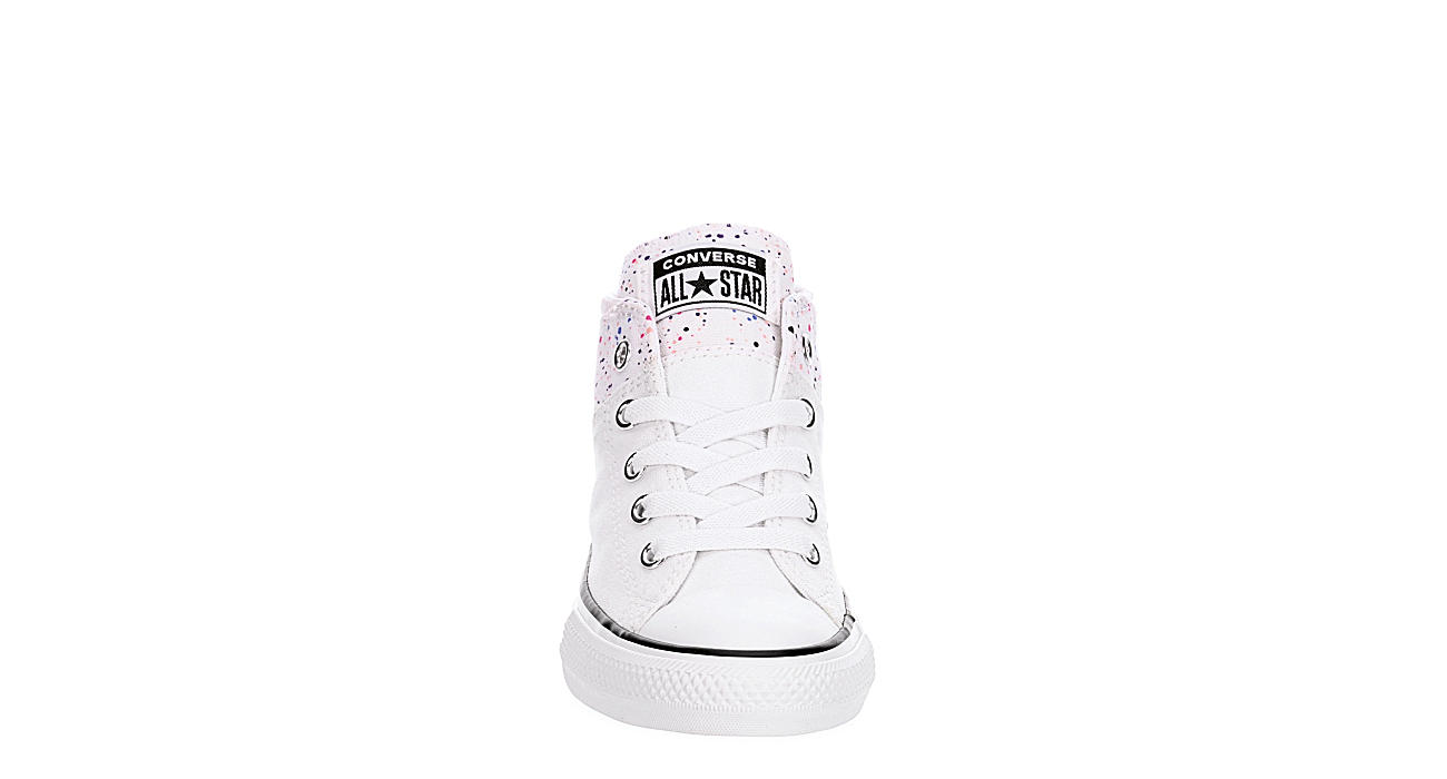 CONVERSE Girls Madison Mid - WHITE