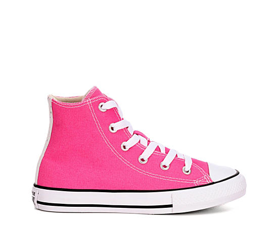 Girls Chuck Taylor All Star Hi Top Sneaker