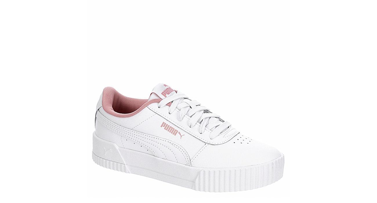 PUMA Girls Carina - WHITE