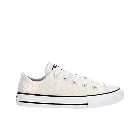 Girls Chuck Taylor All Star Gloss Ox