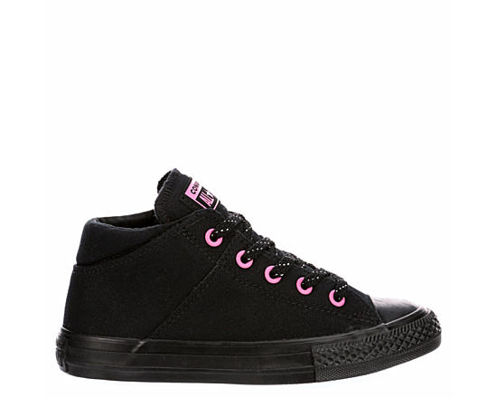 Girls Chuck Taylor All Star Madison Mid Top Sneaker