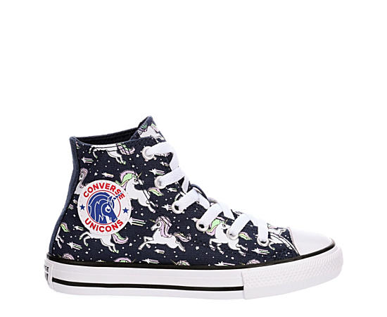 Girls Chuck Taylor All Star Unicorn Ox Sneaker