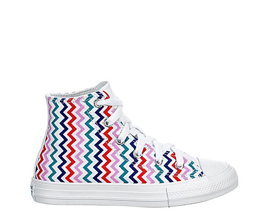 Girls Chuck Taylor All Star Voltage Hi