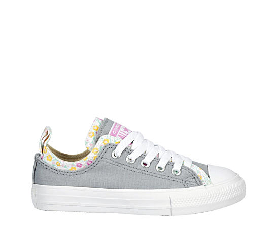 Girls Chuck Taylor All Star Double Upper Ox Sneaker
