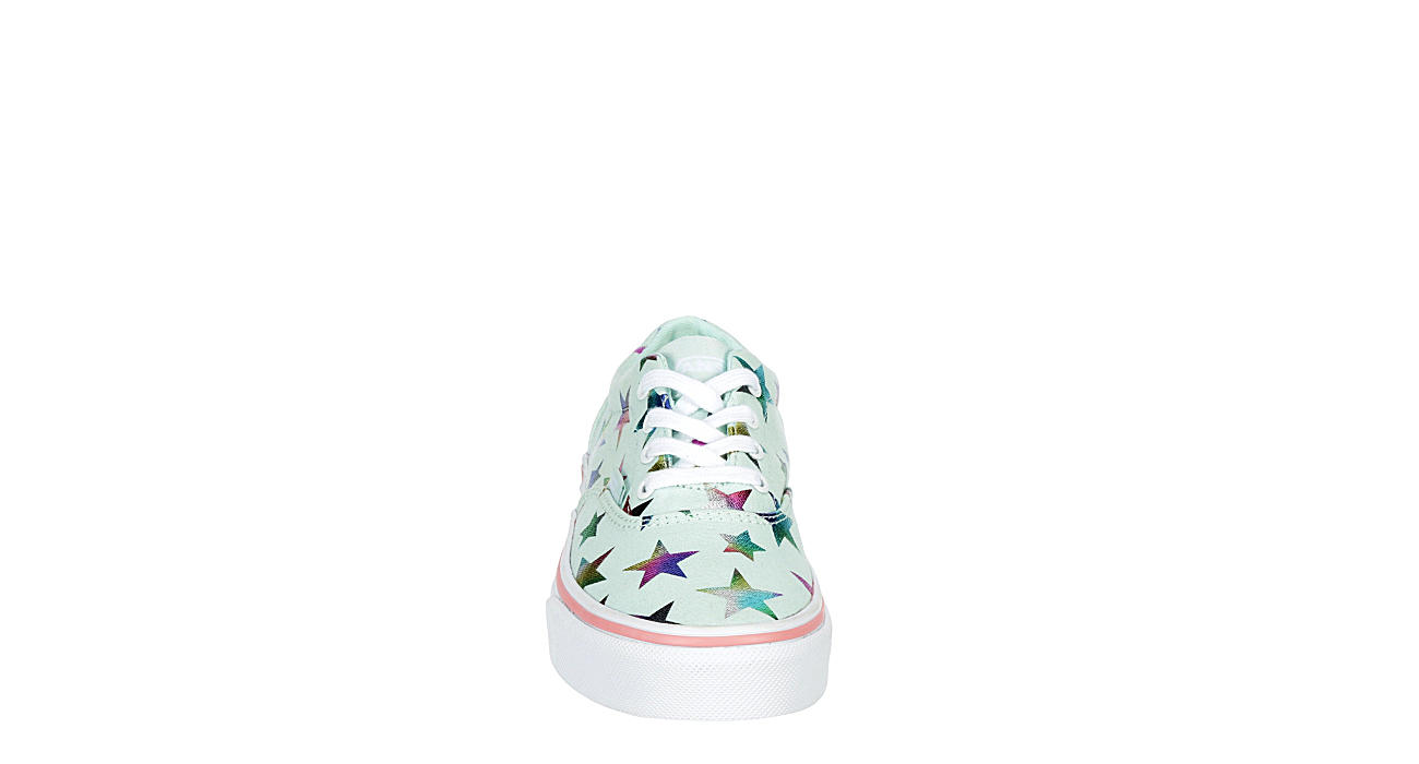 VANS Girls Doheny Sneaker - AQUA