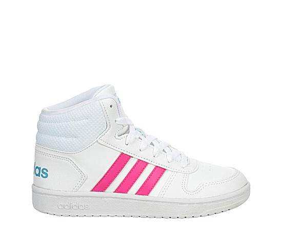Girls Hoops Mid Sneaker