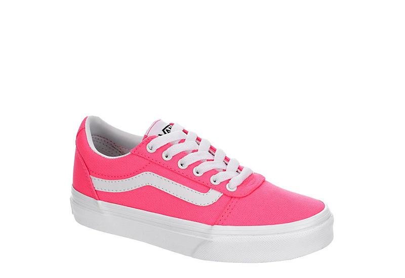 Neon Vans Girls Ward Low Sneaker | Athletic | Rack Room Shoes