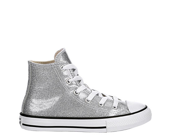 Girls Chuck Taylor All Star Glitter