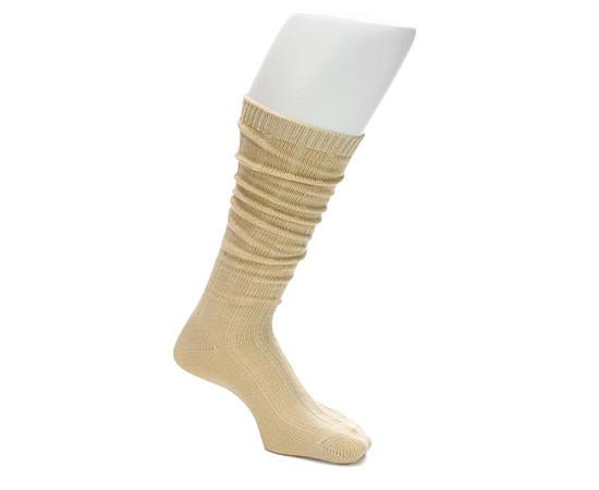 Womens Slouchy Boyfriend Sock