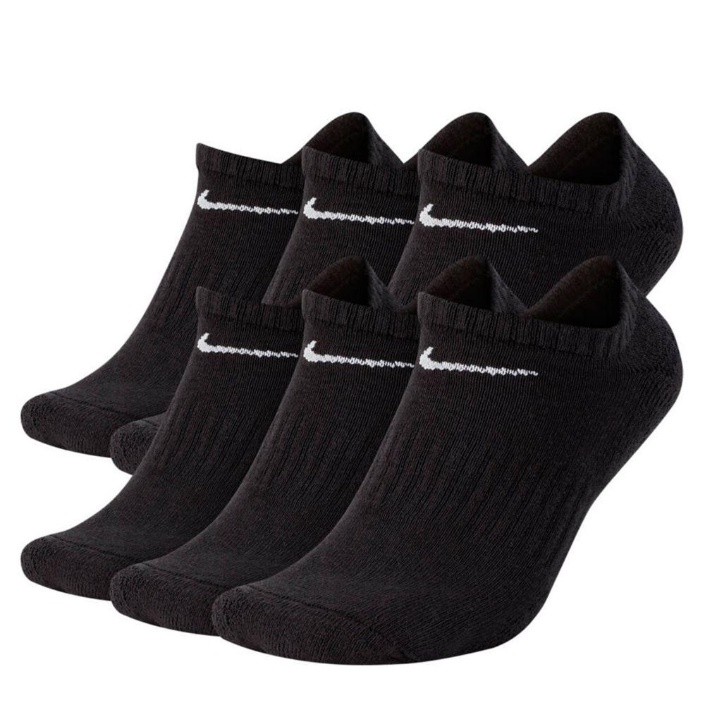 Nike Mens 6 Pack No Show- Large Socks   SportSpyder