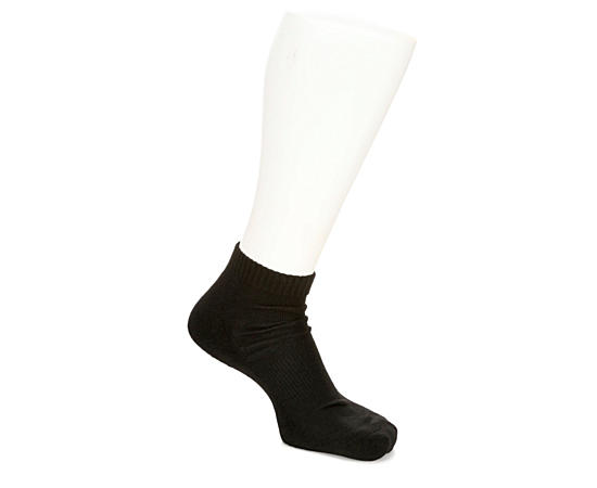 Mens 3 Pack Quarter Sock