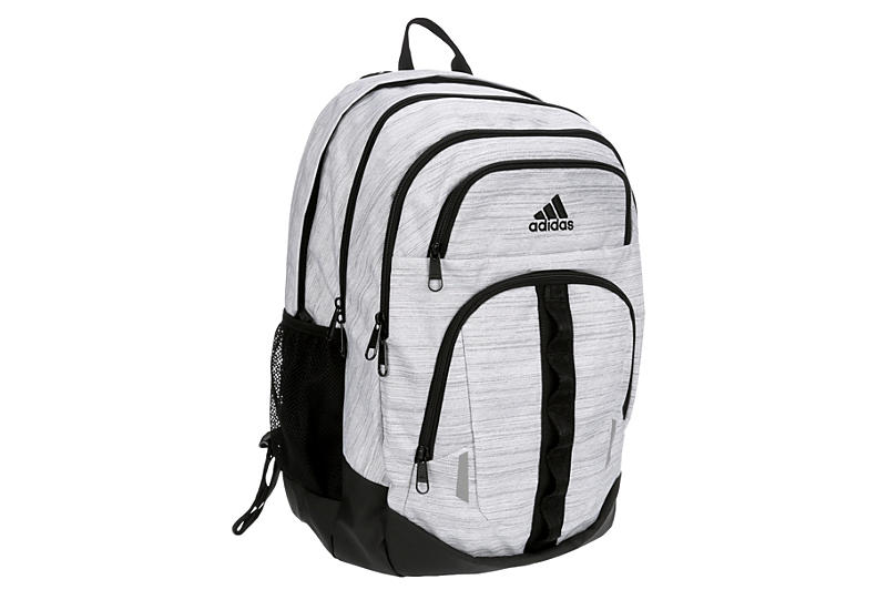 WHITE ADIDAS Unisex Prime V Backpack
