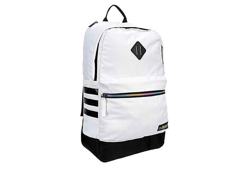 WHITE ADIDAS Unisex Classic 3s Iii Backpack