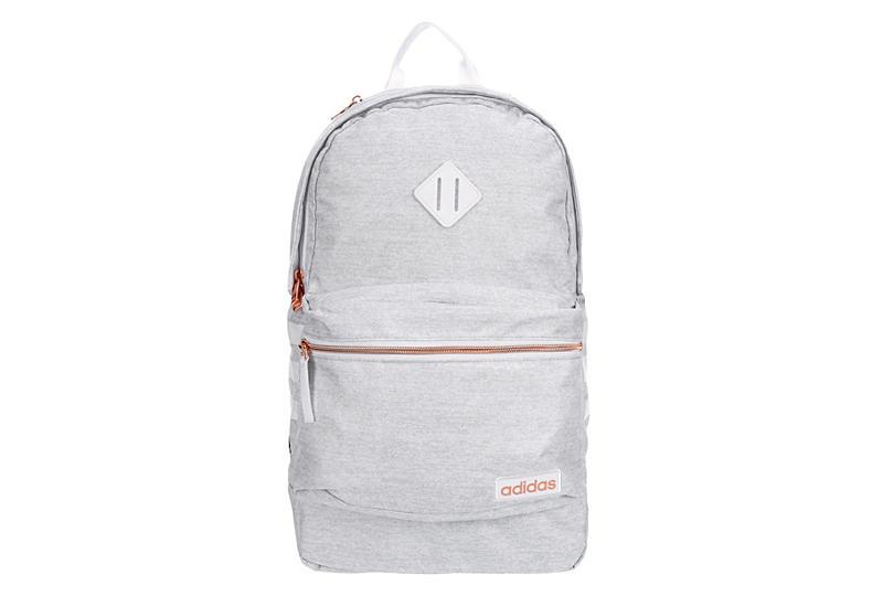 Adidas Womens Classic 3s Iii Backpack - White