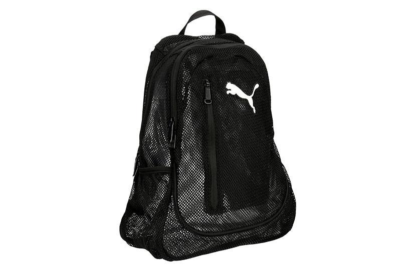 PUMA Unisex Unite Mesh Backpack - BLACK