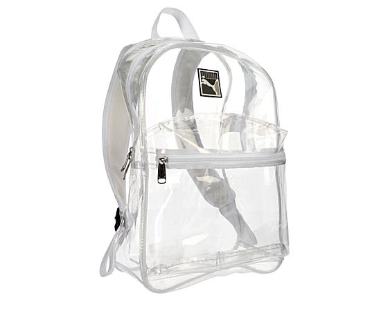 Womens Total Clear Backpack