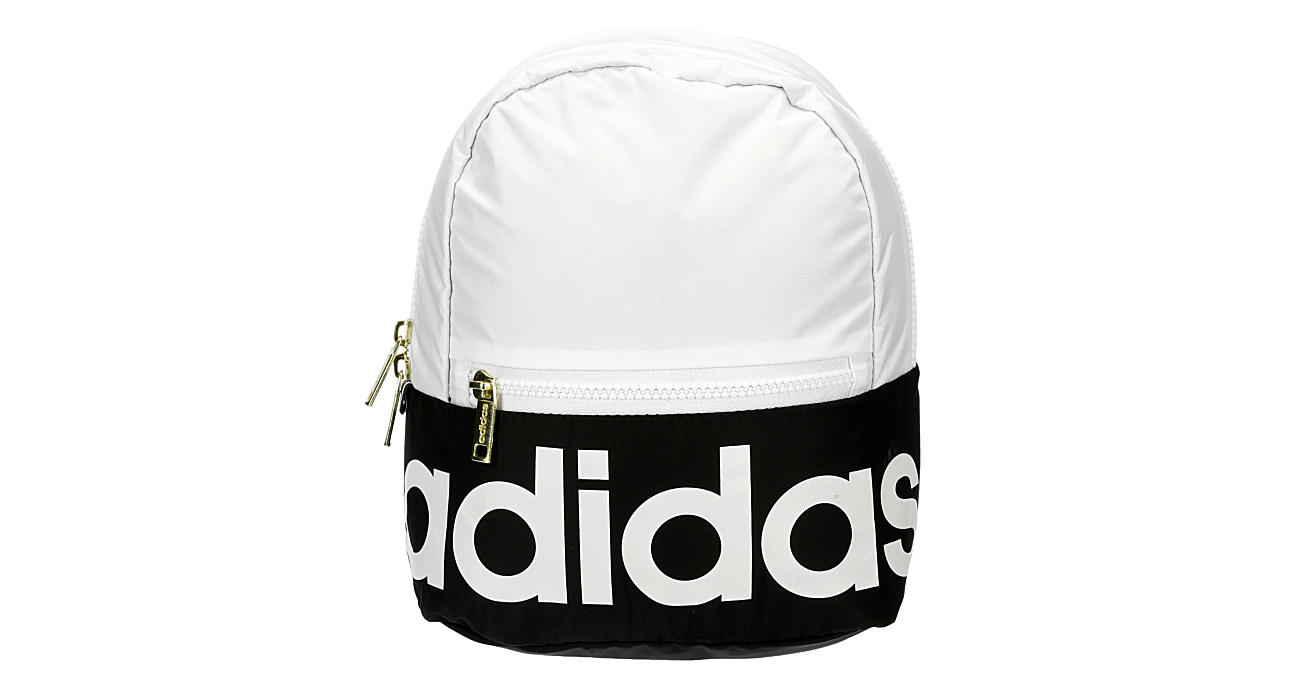 Adidas Womens Linear Mini Backpack - White