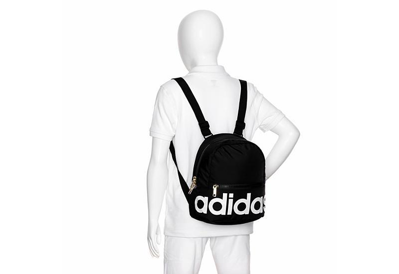 Adidas Womens Linear Mini Backpack - Black