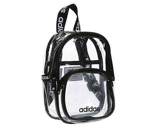 Womens Clear Mini Backpack