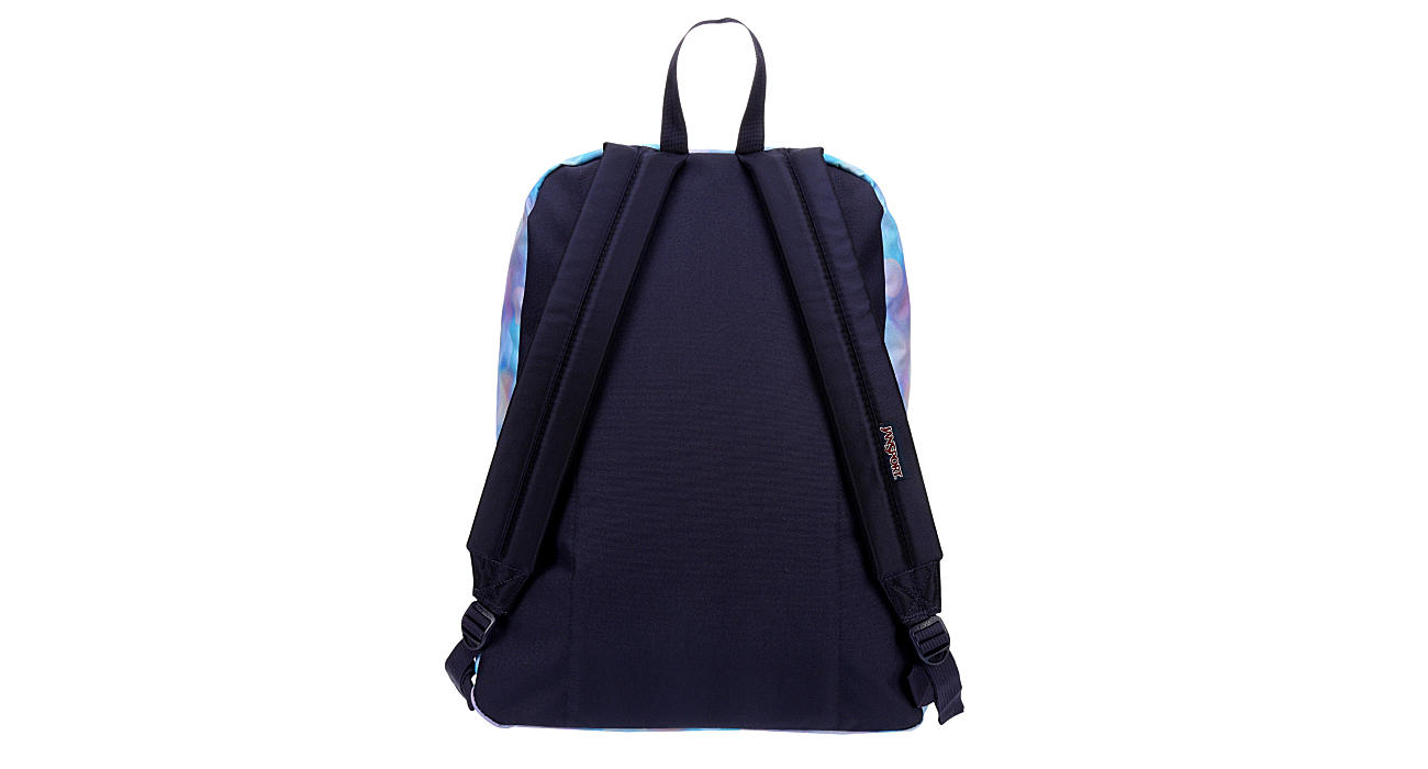 JANSPORT Womens Superbreak Backpack - PURPLE