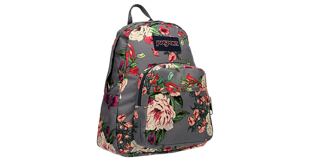 2a2a3c06b0d Grey Jansport Womens Half Pint Mini Backpack | Backpacks | Rack Room ...