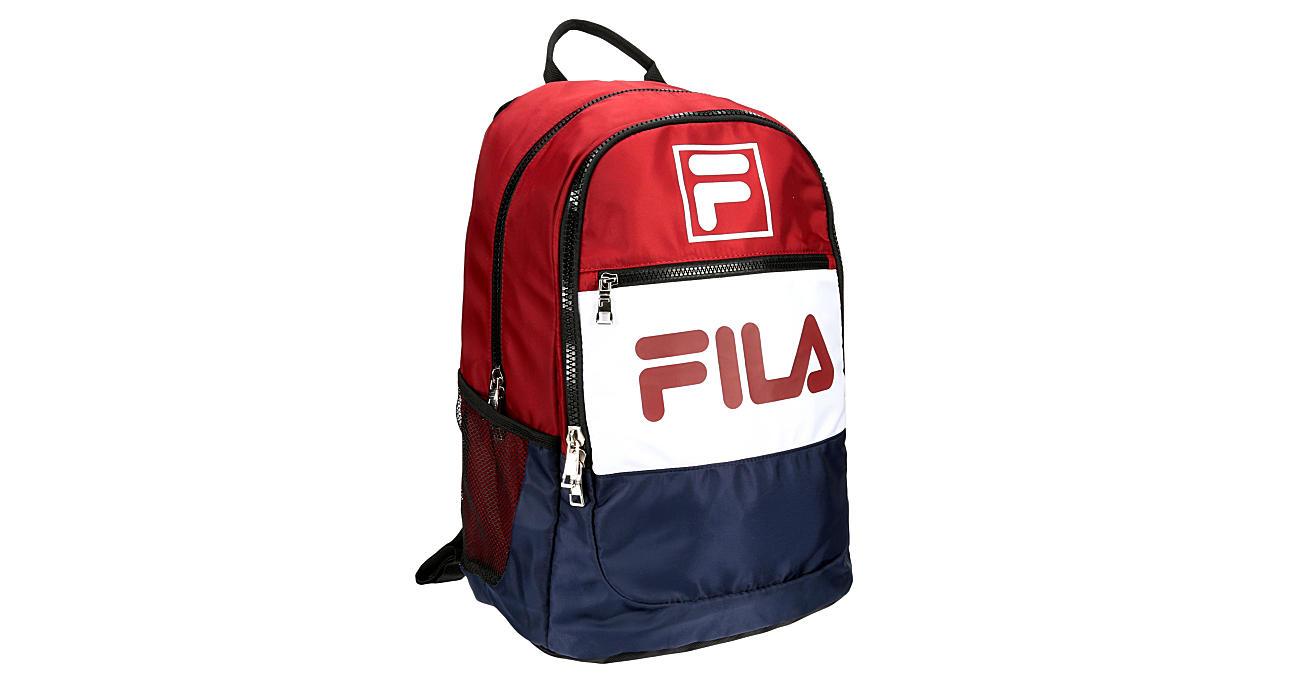 FILA Unisex Benny Backpack - RED