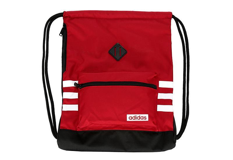 ADIDAS Unisex Classic 3s Drawstring - RED