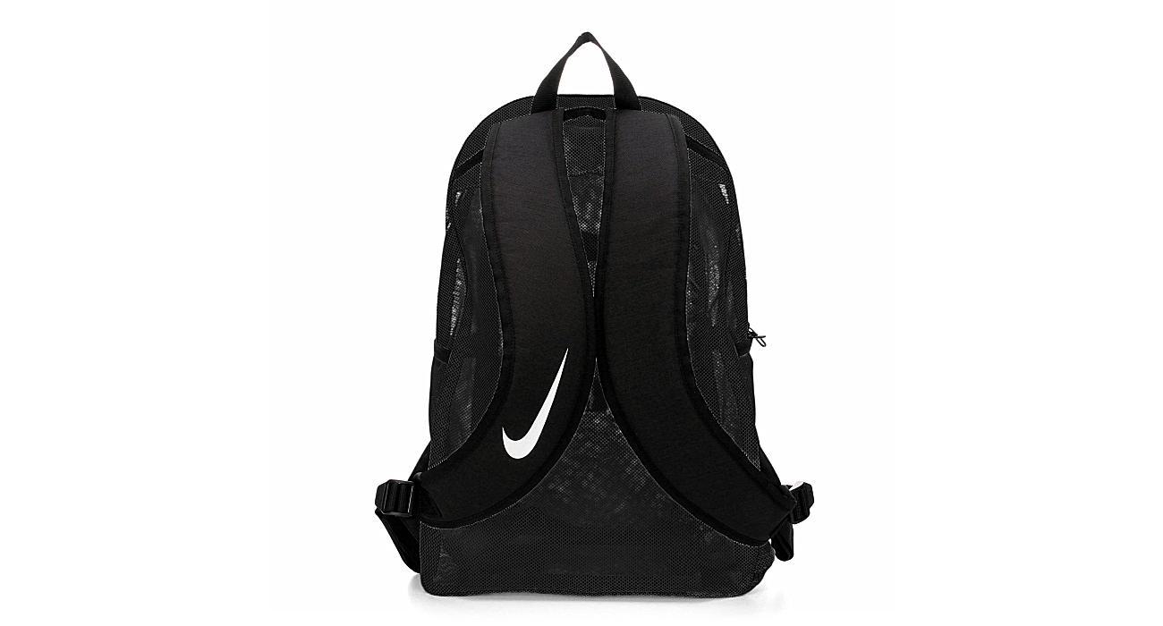 7f0bea3fef Nike Mens Brasilia Mesh Backpack - Black