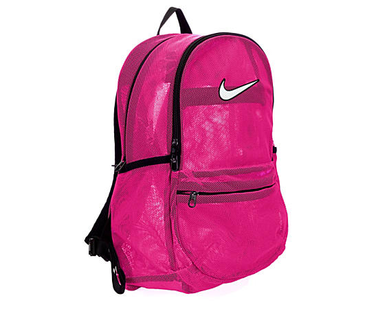 Womens Brasilia Mesh Backpack
