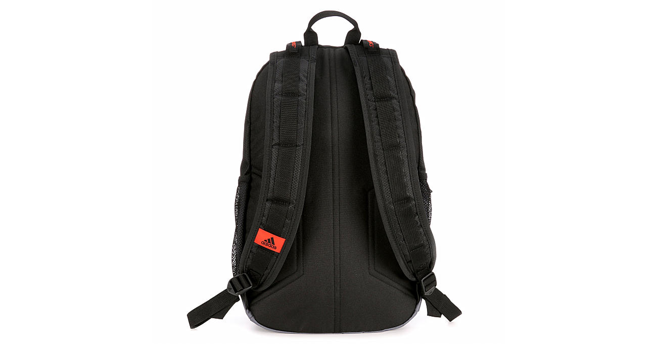 ADIDAS Unisex Excel V Backpack - BLACK