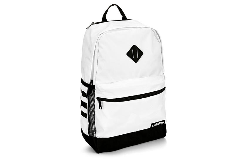 346ce7d31b Adidas Unisex Classic 3s Ii Backpack - White