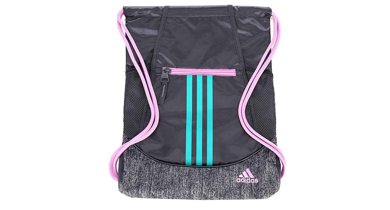 761fe845ed Adidas Womens Alliance Ii Drawstring - Grey