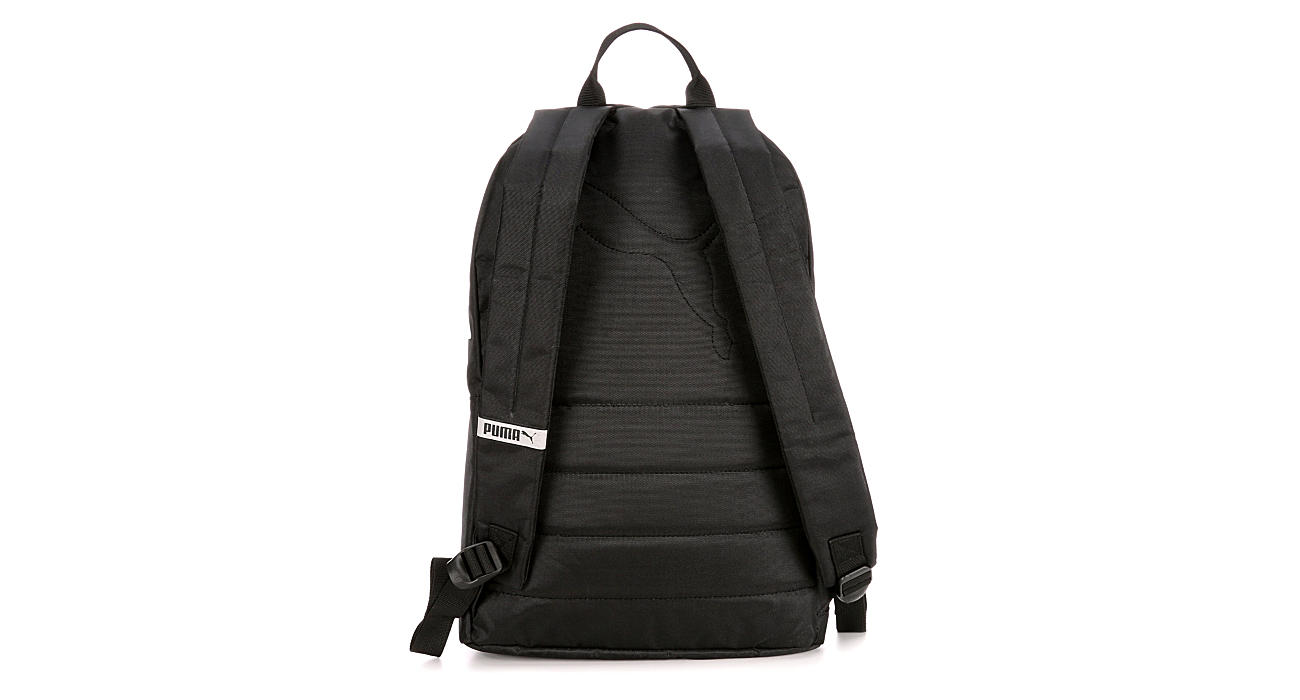 PUMA Unisex Essential Backpack - BLACK