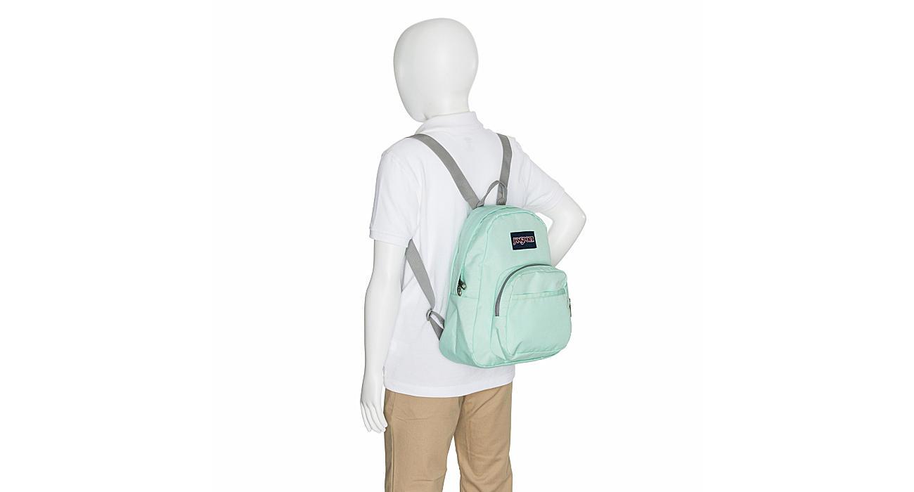 JANSPORT Womens Half Pint Mini Backpack - PALE GREEN