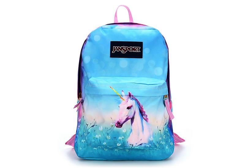 JANSPORT Womens Unicorn Dream Highstakes - BLUE