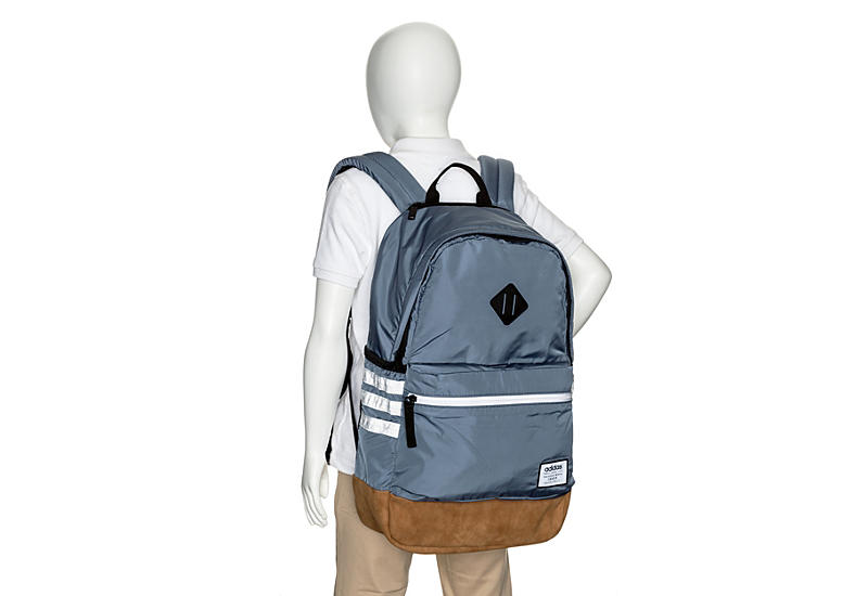 ADIDAS Unisex Classic 3s Plus Backpack - BLUE