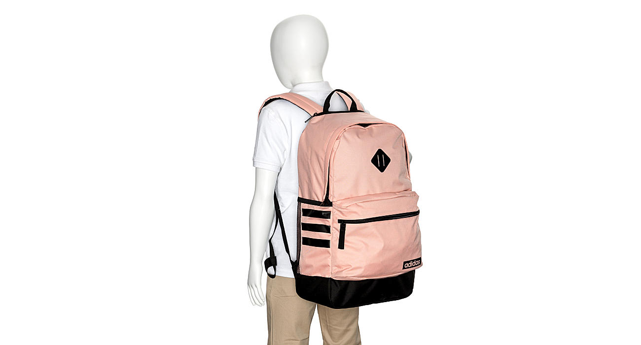 ADIDAS Womens Classic 3s Iii Backpack - CORAL