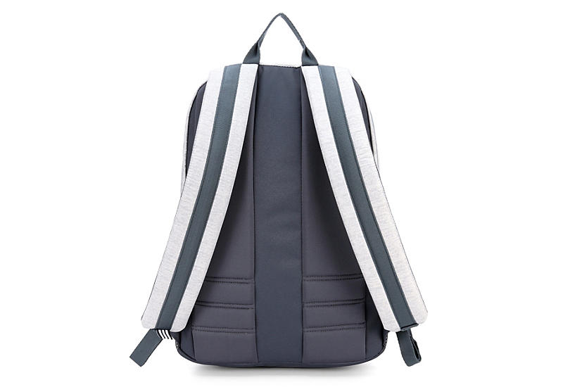 ADIDAS Womens League 3 Stripe Backpack - WHITE