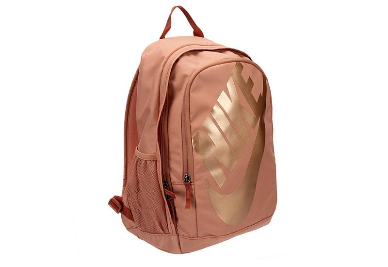 549e1e9f5dfbd Rose Gold Nike Womens Hayward Futura Backpack | Accessories | Rack Room  Shoes